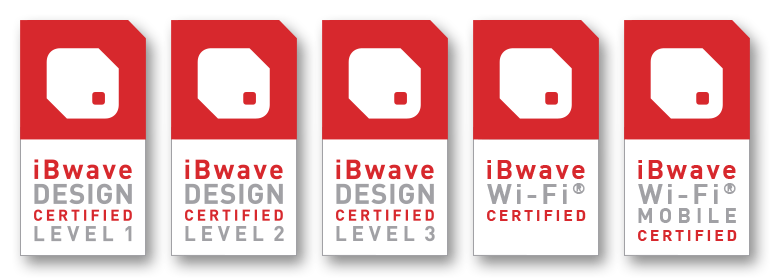IBWave Certified Engineers